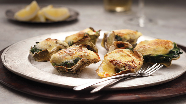 Property ChandlersSteakhouse 13 Restaurant Food OystersRockefeller CreditChandlersSteakhouse