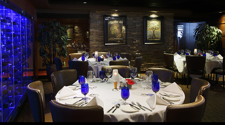Property ChandlersSteakhouse 4 Restaurant Style PrivateDiningRoom CreditChandlersSteakhouse