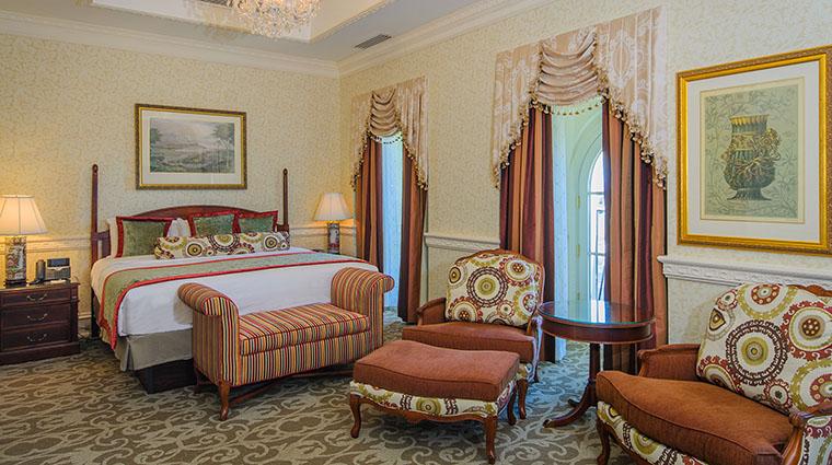 Property ChateauLafayetteatNemacolinWoodlandsResort Hotel GuestroomSuite ChateauClubKing NemacolinWoodlandsResort