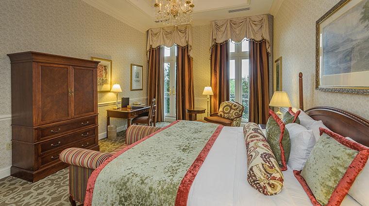 Property ChateauLafayetteatNemacolinWoodlandsResort Hotel GuestroomSuite ChateauKing NemacolinWoodlandsResort