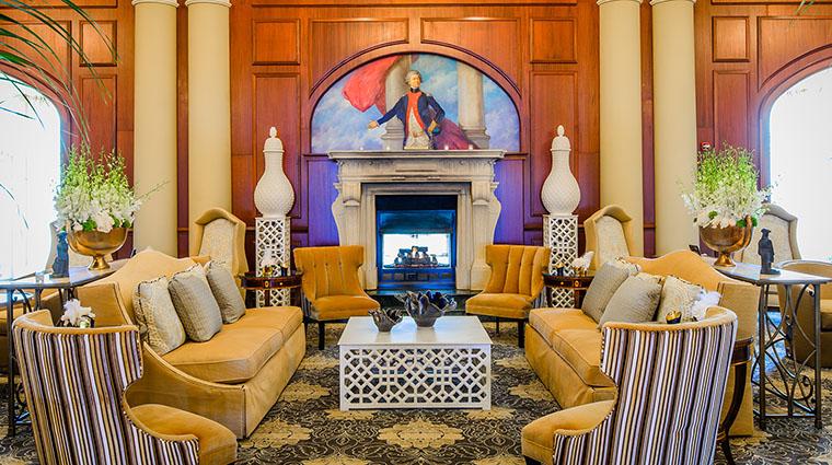 Property ChateauLafayetteatNemacolinWoodlandsResort Hotel PublicSpaces Lobby NemacolinWoodlandsResort