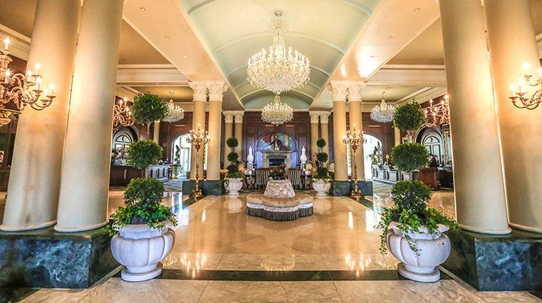Property ChateauLafayetteatNemacolinWoodlandsResort Hotel PublicSpaces Lobby2 NemacolinWoodlandsResort