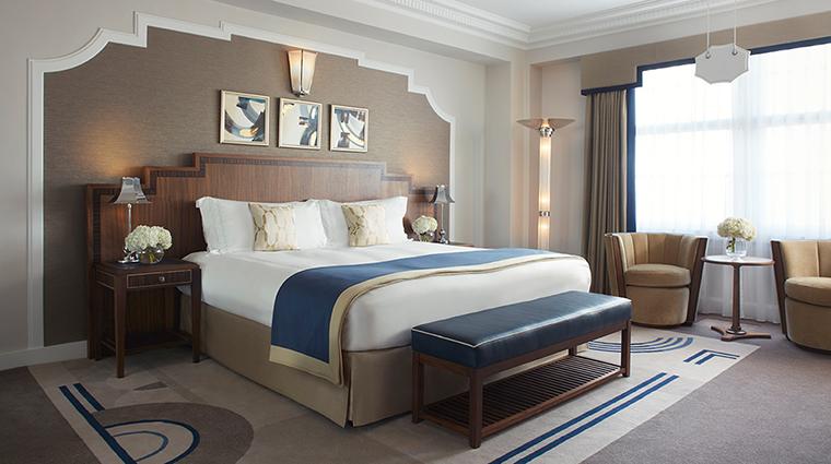 Property Claridges Hotel GuestroomSuite DeluxeKingRoom MaybourneHotelGroup