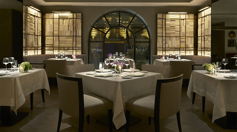 Property Clement Restaurant Dining BookRoom ThePeninsulaHotels