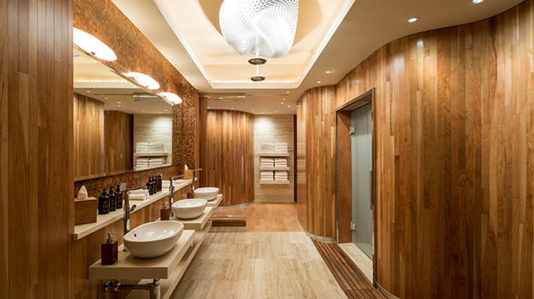 Property CondadoVanderbiltSpa Spa LockerRoom CondadoVanderbilt