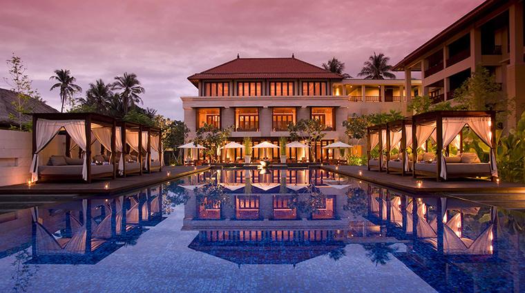 Property ConradBali Hotel PublicSpaces SuitesPoolatSunrise HiltonWorldwide