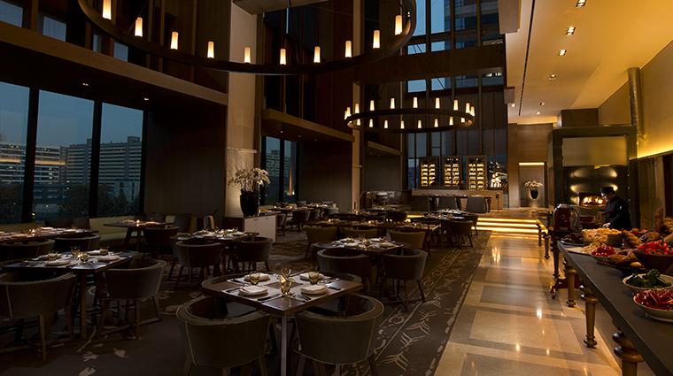 Property ConradSeoul Hotel Dining Atrio HiltonWorldwide