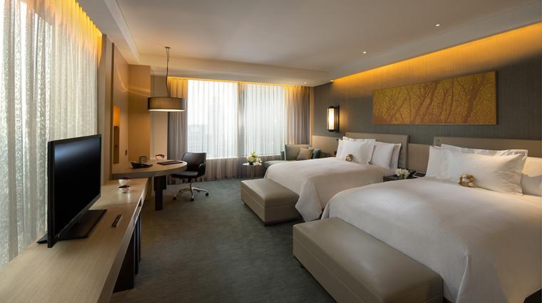 Property ConradSeoul Hotel GuestroomSuite DeluxePremiumQueenRoom HiltonWorldwide