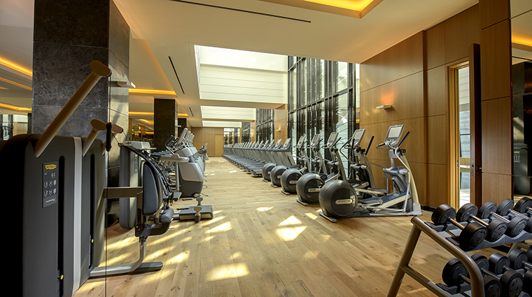 Property ConradSeoul Hotel Spa Pulse8FitnessCenter HiltonWorldwide
