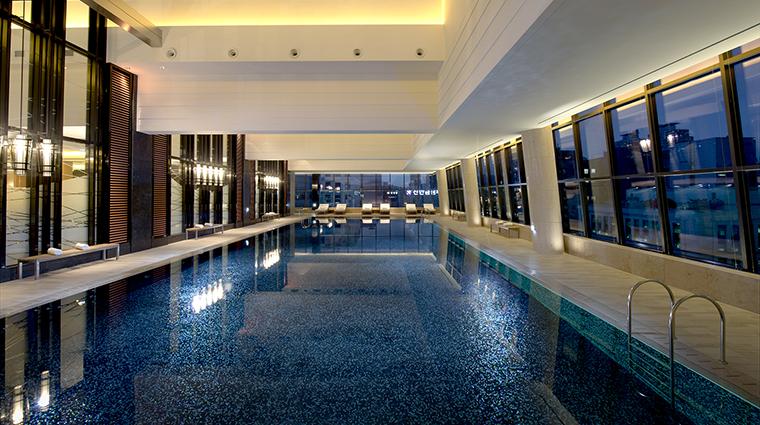 Property ConradSeoul Hotel Spa Pulse8SwimmingPool HiltonWorldwide