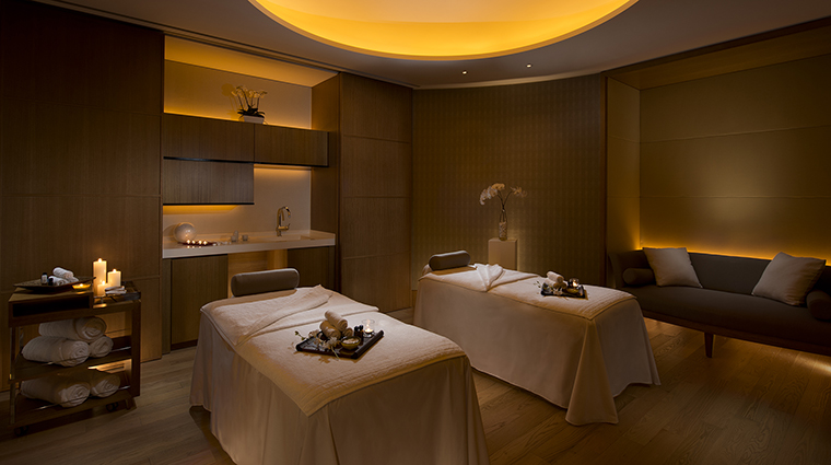 Property ConradSeoulSpa Spa CoupleTreatmentSuite HiltonWorldwide