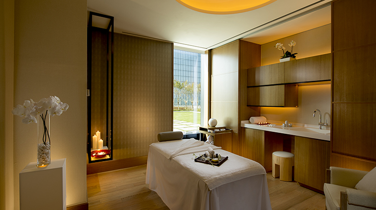 Property ConradSeoulSpa Spa SingleTreatmentSuite HiltonWorldwide