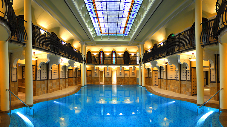 Property CorinthiaHotelBudapest Hotel Spa HistoricRoyalSpaThermalPool CorinthiaHotels