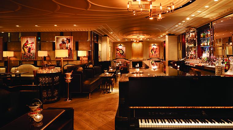 Property CorinthiaHotelLondon Hotel BarLounge Bassoon CorinthiaHotels