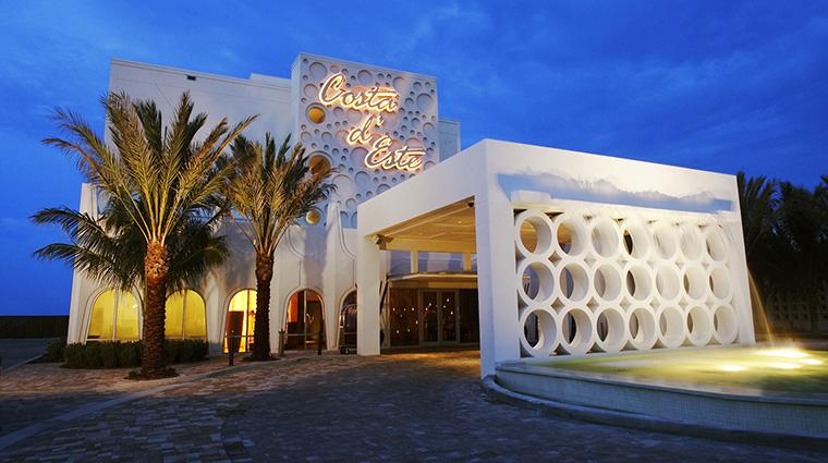 Property CostadEsteBeachResort&Spa Hotel Exterior FrontExterioratNight PersonalLuxuryResorts&Hotels