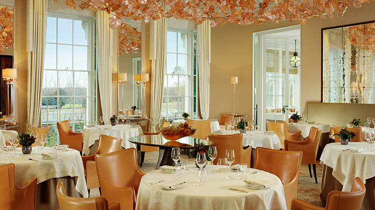Property CoworthPark Hotel Dining RestaurantCoworthPark DorchesterCollection