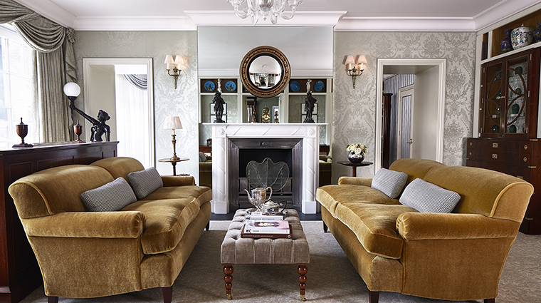 Property CreditTheGoringHotel Hotel GuestroomSuite RoyalSuiteSittingRoom CreditTheGoring