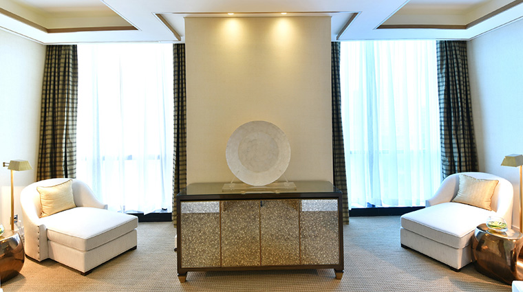 Property CrownSpa Spa SittingRoom CityofDreamsManila