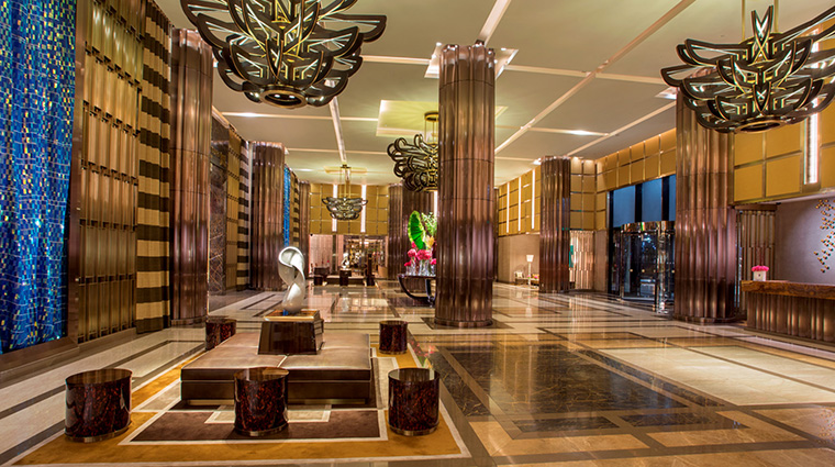 Property CrownTowersManila Hotel PublicSpaces Lobby CityofDreamsManila