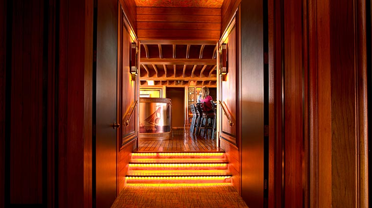 Property CrowsNest Restaurant Entrance CreditHotelCaptainCook