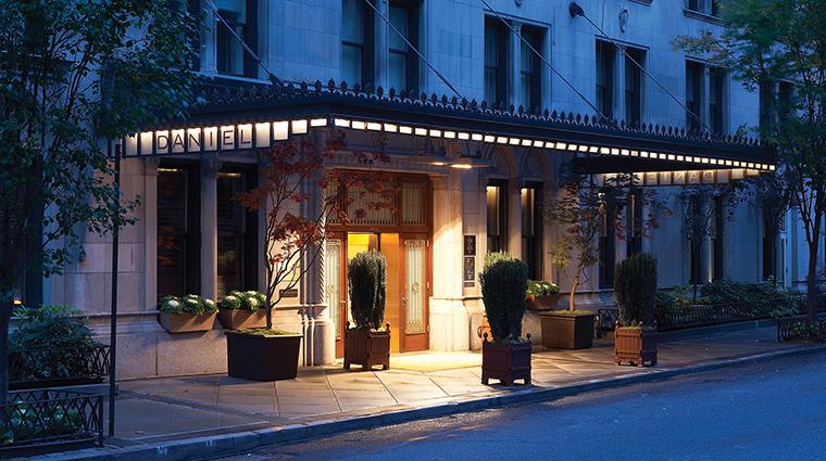 Property DANIEL 1 Restaurant Style Exterior Credit E.Laignel