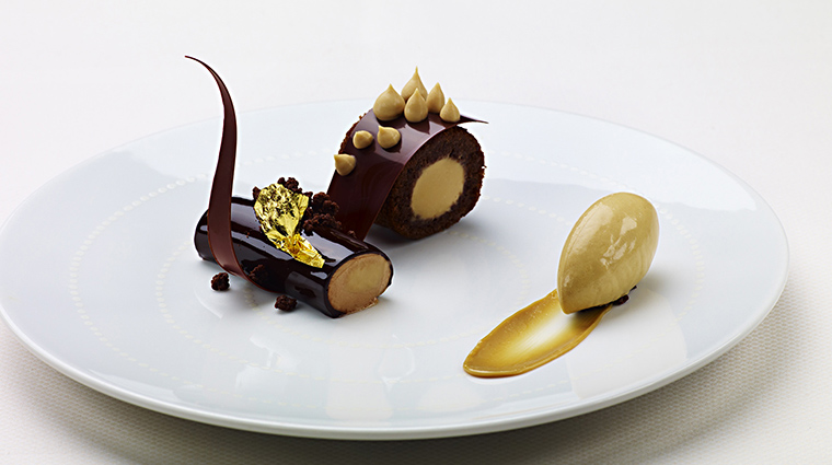 Property DANIEL 4 Restaurant Food ChocolateCoulant Credit T.Schauer