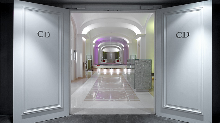 Property DiorInstitutauPlazaAthenee Spa Entrance EricLaignel