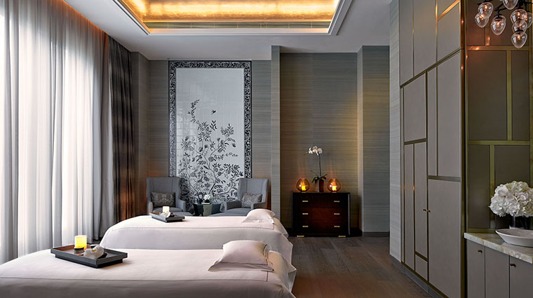 Property ESPAatTheRitzCarltonMacau Spa CouplesTreatmentRoom TheRitzCarltonHotelCompanyLLC