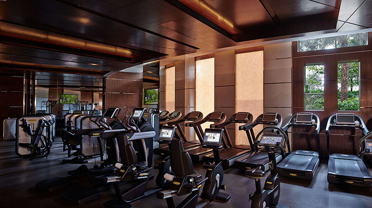 Property ESPAatTheRitzCarltonMacau Spa FitnessCenter TheRitzCarltonHotelCompanyLLC