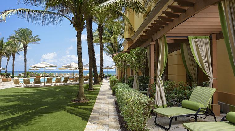 Property EauPalmBeachResort&Spa Hotel GuestroomSuite LanaiTerraceSuiteTerrace EauPalmBeachResort&Spa