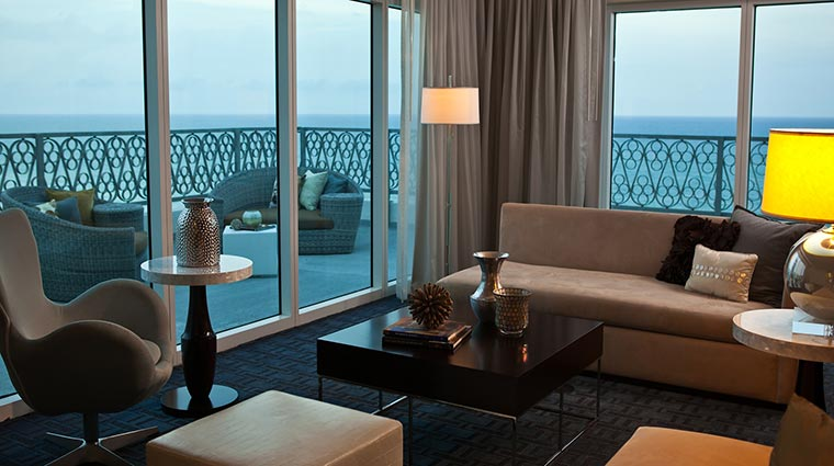 Property EdenRocMiamiBeach Hotel GuestroomSuites PresidentialSuite CreditEdenRocMiamiBeach