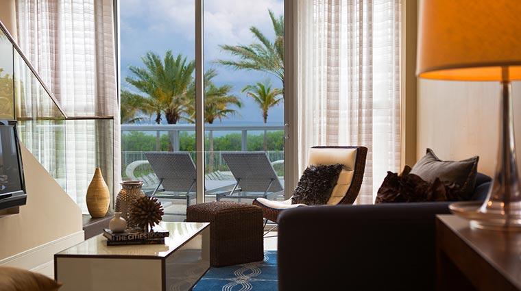 Property EdenRocMiamiBeach Hotel GuestroomSuites SuiteBungalow CreditEdenRocMiamiBeach