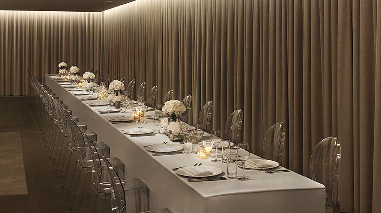 Property EditionNY Hotel PublicSpaces BanquetSetup EditionHotels