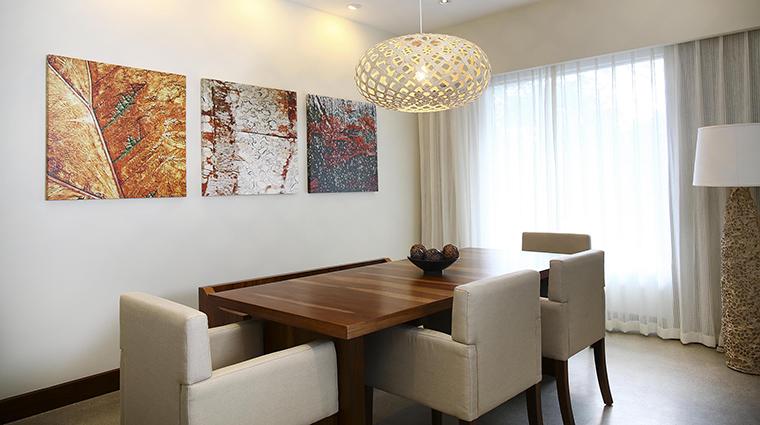 Property ElMangroove Hotel GuestroomSuite SuiteDiningRoom EnjoyHotels