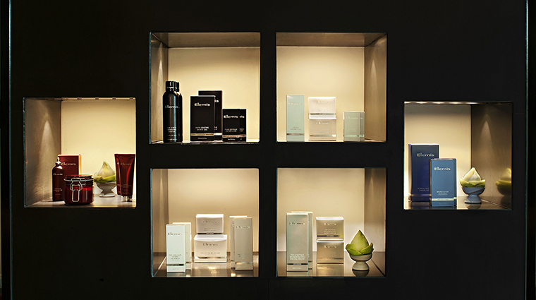 Property ElemisSpaStRegisBangkok Spa ProductDisplay StarwoodHotels&ResortsWorldwideInc