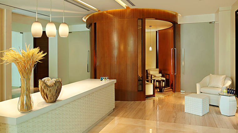 Property ElemisSpaStRegisBangkok Spa Reception StarwoodHotels&ResortsWorldwideInc