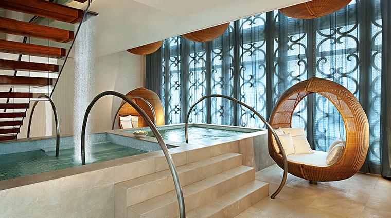 Property ElemisSpaStRegisBangkok Spa RelexationAreaJacuzzi StarwoodHotels&ResortsWorldwideInc