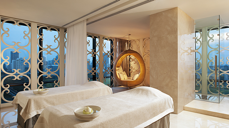 Property ElemisSpaStRegisBangkok Spa TreatmentRoom StarwoodHotels&ResortsWorldwideInc