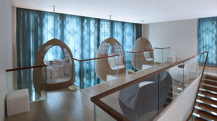 Property ElemisSpaStRegisBangkok Spa WomenRelaxationPods StarwoodHotels&ResortsWorldwideInc