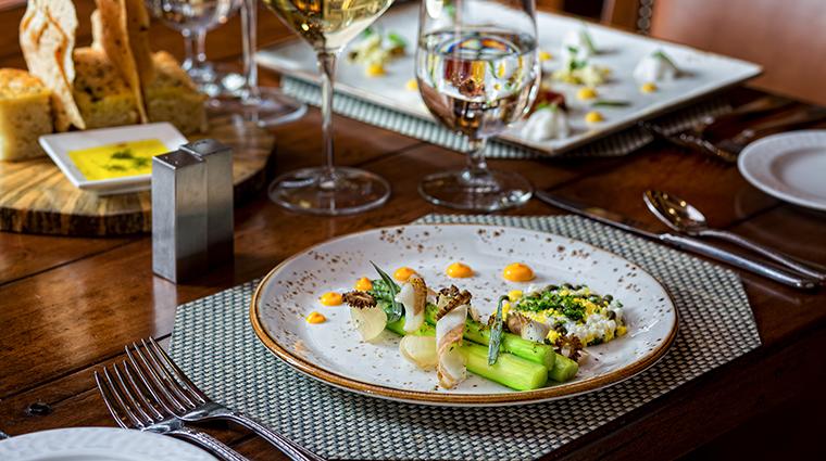 Property Entrada Restaurant Dining Cuisine4 NobleHouseHotels&Resorts