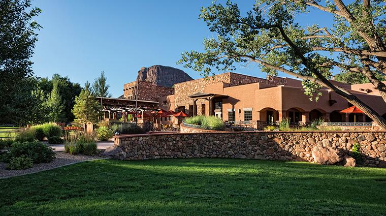 Property Entrada Restaurant Dining Exterior NobleHouseHotels&Resorts
