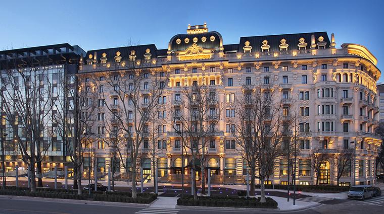 Property ExcelsiorHotelGallia Hotel Exterior NighttimeExterior StarwoodHotels&ResortsWorldwideInc