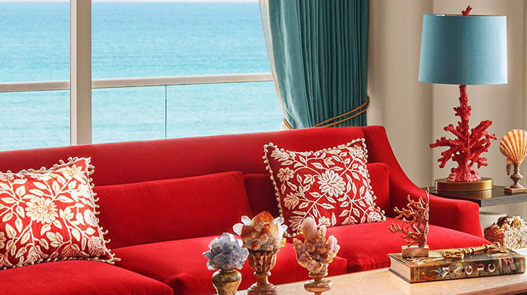 Property FaenaHotelMiamiBeach Hotel GuestroomSuite OceanFrontSuite FaenaGroup