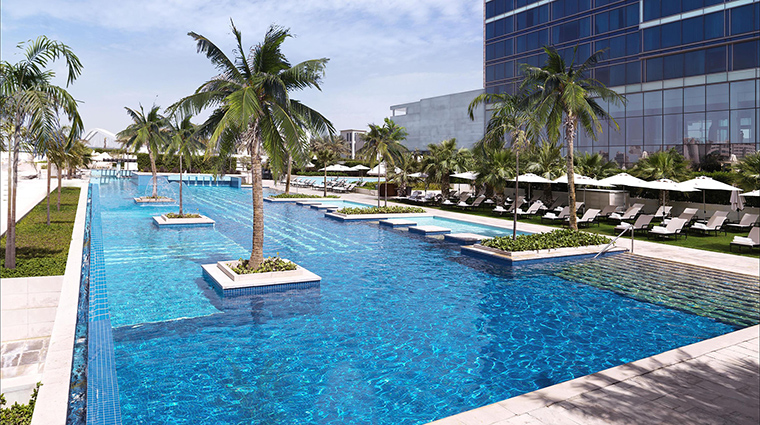 Property FairmontBabAlBahr Hotel PublicSpaces Pool FRHI