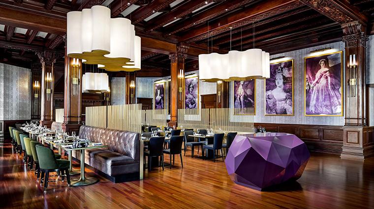 Property FairmontEmpress Hotel Dining QattheEmpressDiningRoom FRHI
