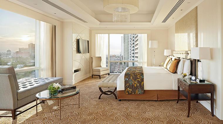 Property FairmontMakati Hotel GuestroomSuite PresidentialSuiteBedroom FRHI