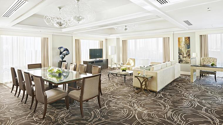 Property FairmontMakati Hotel GuestroomSuite PresidentialSuiteLivingRoom FRHI