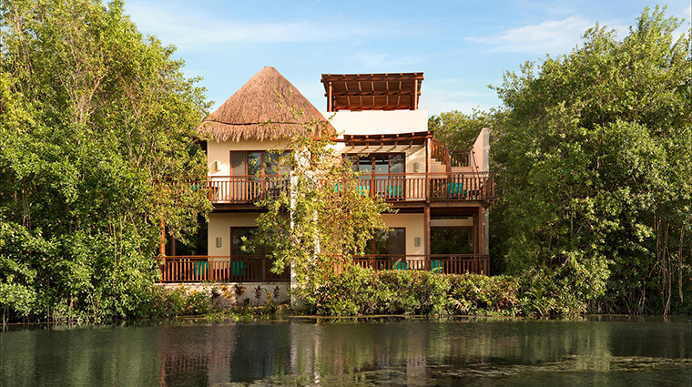 Property FairmontMayakobaRiveriaMaya Hotel GuestroomSuite BeachAreaCasitaSuiteExterior FRHI