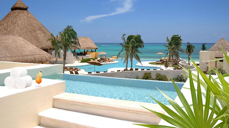 Property FairmontMayakobaRiveriaMaya Hotel GuestroomSuite BeachAreaCasitaSuiteTerrace FRHI