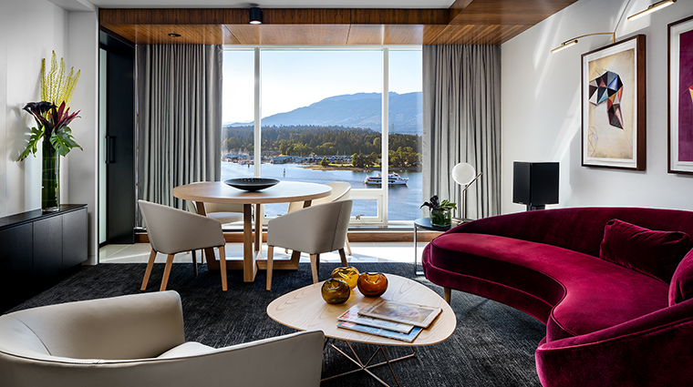 See Vancouver's Ultra-Luxe Side